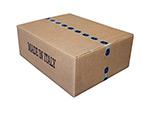 Cardboard box cm 78x58x30