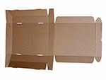 Die-cut box cm 62x49x5